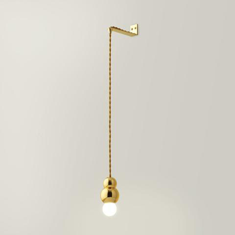 Ball Light Wall Bracket By Michael Anastassiades Hub Furniture Lighting Living
