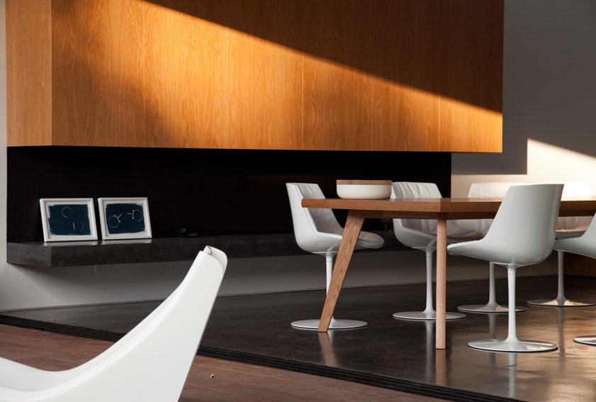 Gallery. Sterling Dining Table By Lowe Furniture   Hub Furniture Lighting