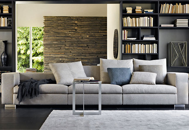 turner sofa by molteni c hub furniture lighting living. Black Bedroom Furniture Sets. Home Design Ideas