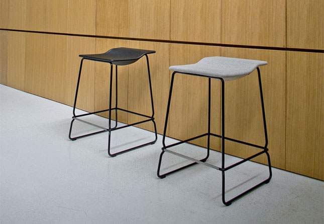 Last minute barstool by viccarbe hub furniture lighting - Resource furniture espana ...