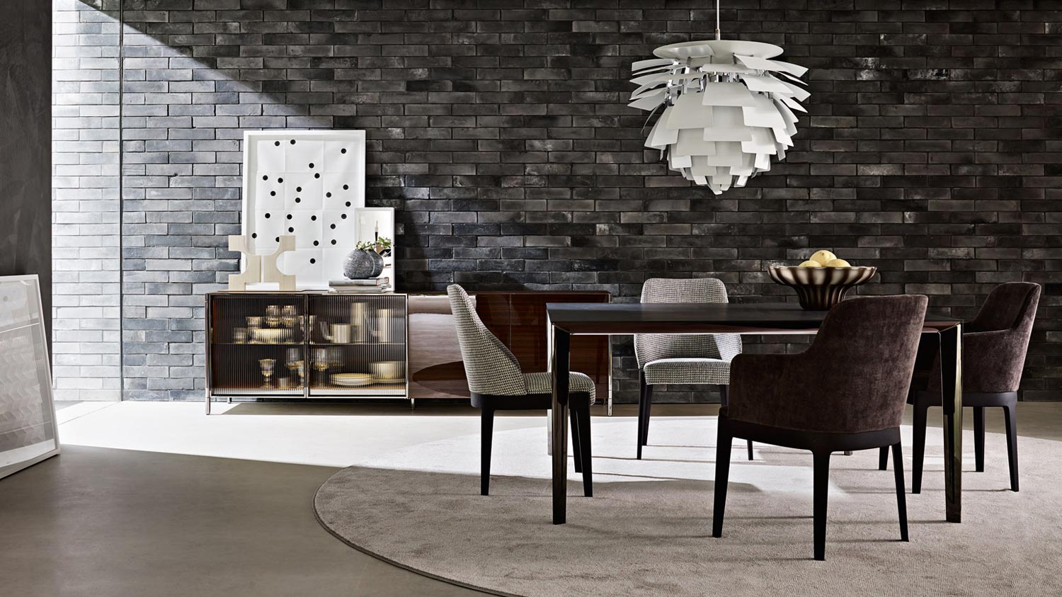 Chelsea Dining Chair By Molteni Amp C Hub Furniture Lighting Living