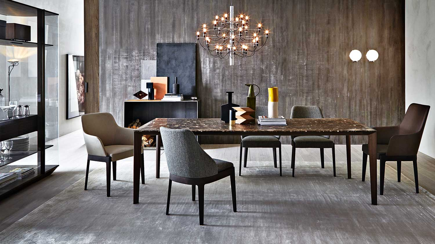 Chelsea Dining Chair By Molteni Hub Furniture Lighting