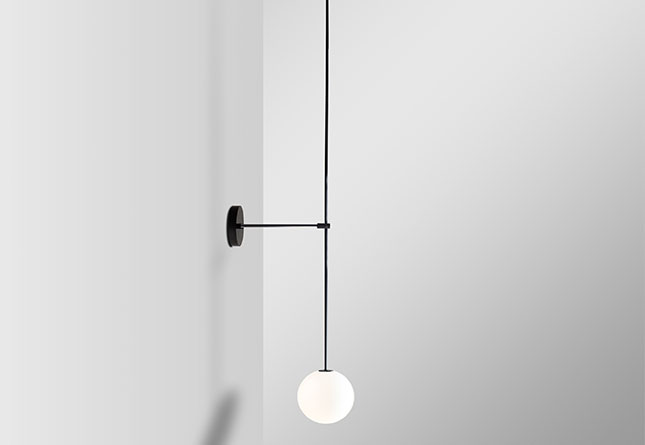 Mobile chandelier 10 by michael anastassiades hub furniture addadd to pin board mozeypictures Image collections