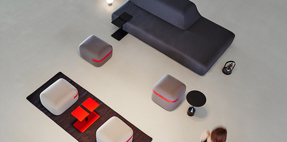 Viccarbe|Season Bench & Mini|by Piero Lissoni|