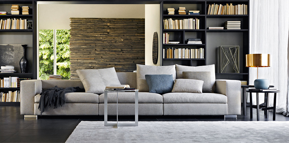 Turner Sofa |Molteni