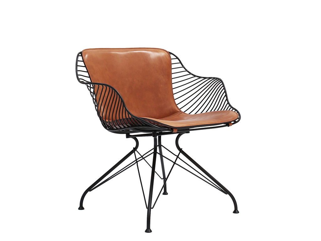 Wire Lounge Chair By Overgaard Amp Dyrman Hub Furniture