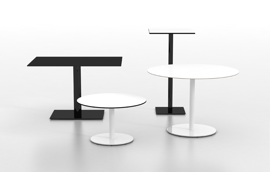 Stan Table By Viccarbe Hub Furniture Lighting Living