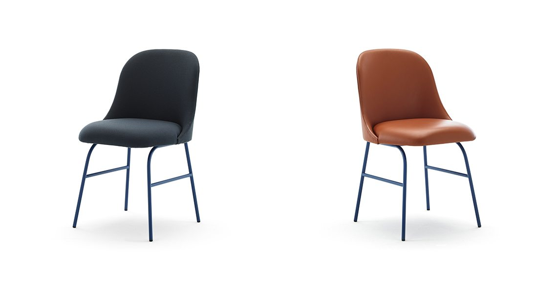 Aleta Chair By Viccarbe Hub Furniture Lighting Living