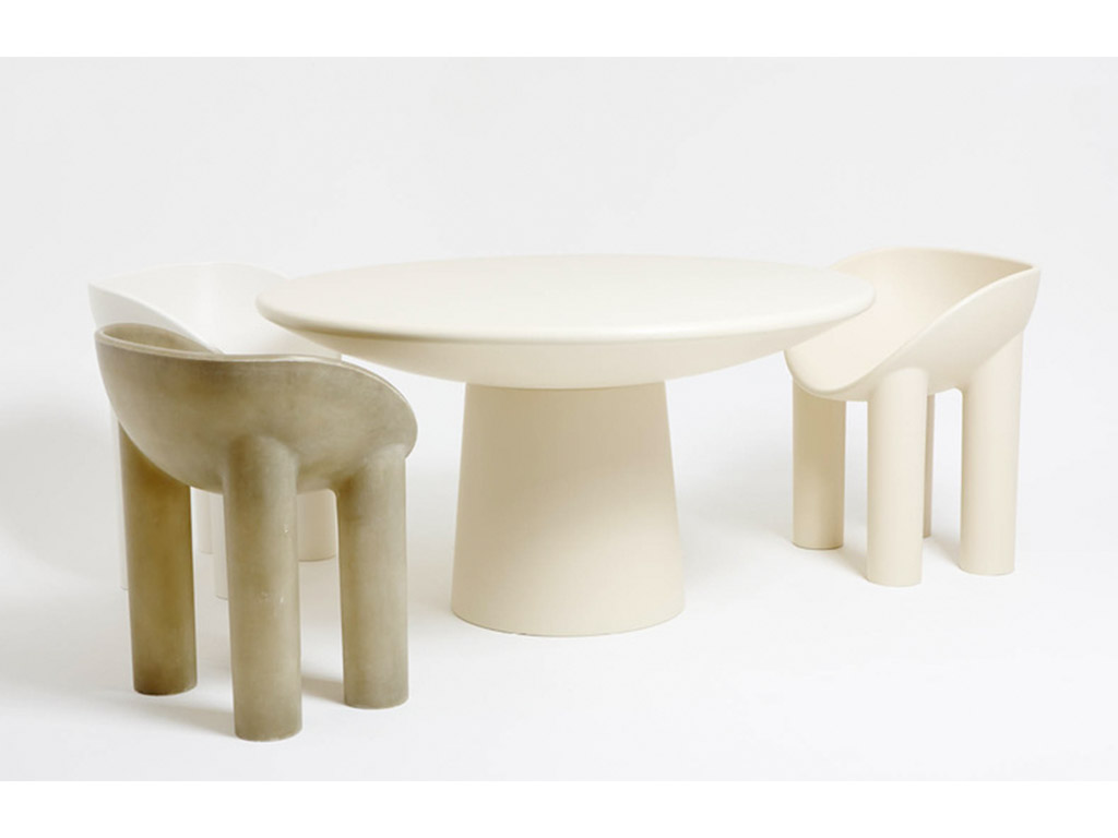 Roly Poly Dining Table By Faye Toogood | Hub Furniture Lighting Living
