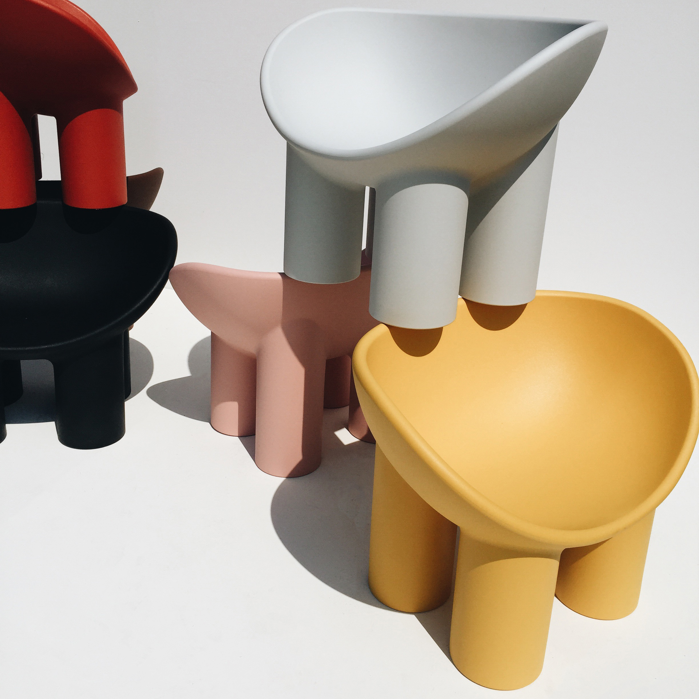 Roly Poly Chair By Driade Hub Furniture Lighting Living