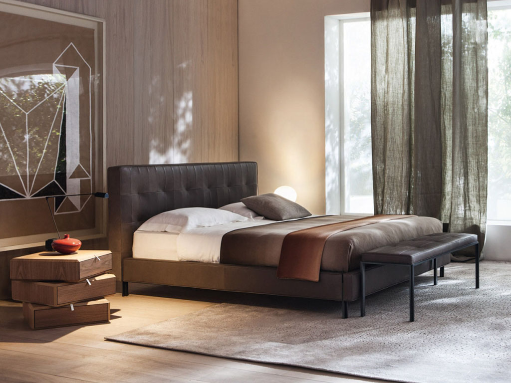 Anton Bed By Molteni Amp C Hub Furniture Lighting Living